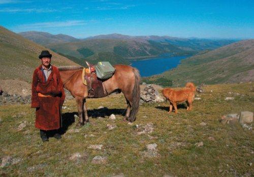 Les seigneurs de la steppe (Mongolie)